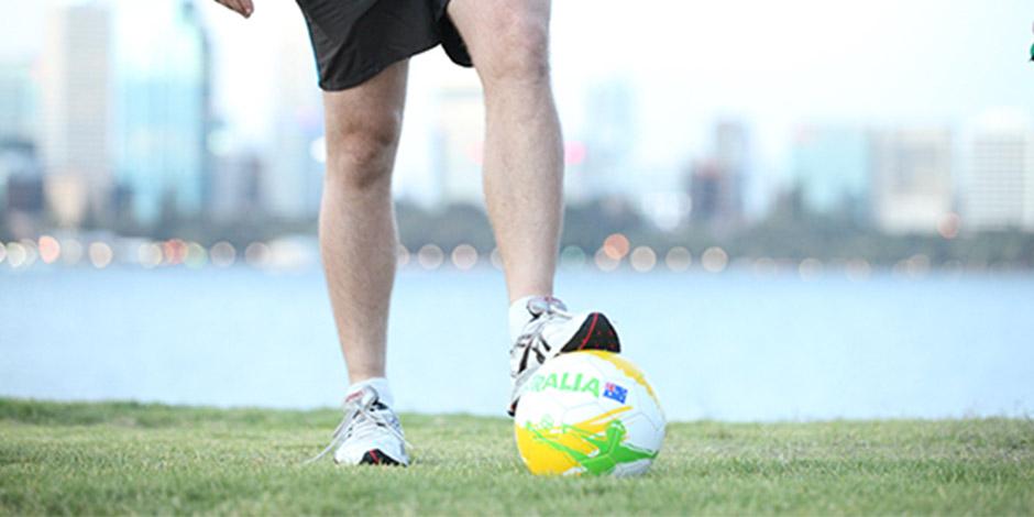 Overcoming foot pain