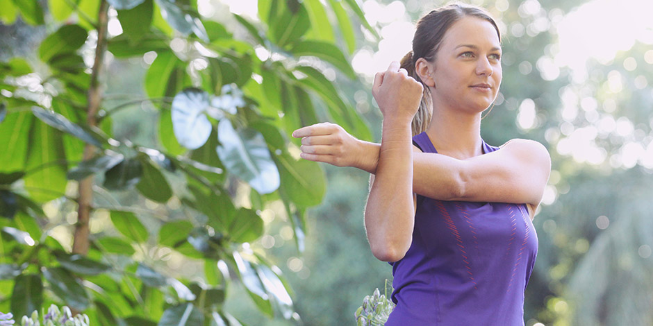 Overcoming elbow pain